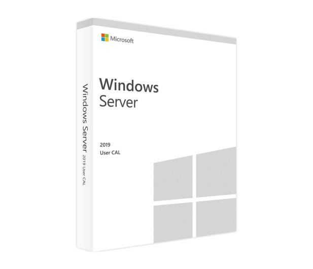 Microsoft Windows Server 2019 5 CAL User PL OEM - 536662 - zdjęcie