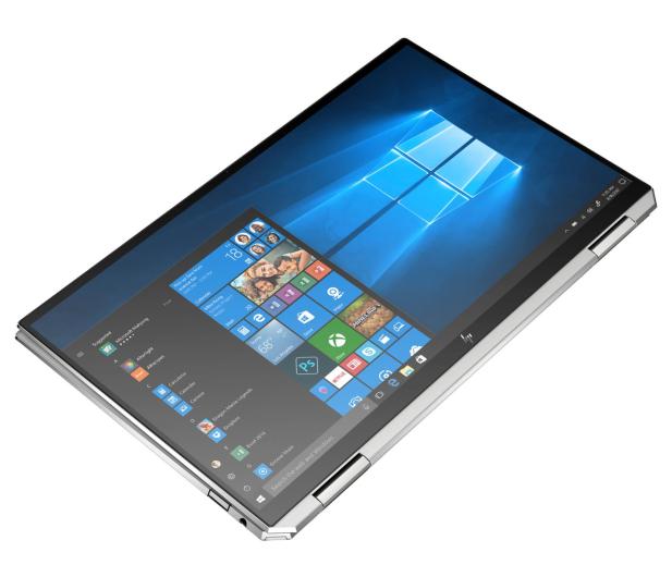 HP Spectre 13 x360 i7-1065G7/16GB/512/Win10 4K Silver - 536684 - zdjęcie 7