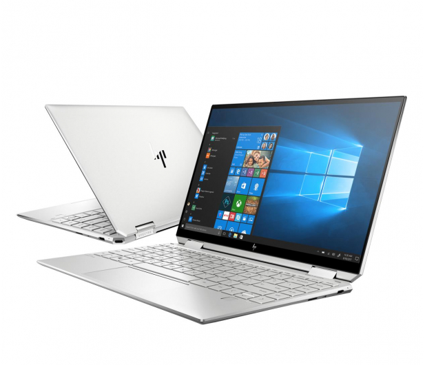 HP Spectre 13 x360 i7-1065G7/16GB/512/Win10 4K Silver - 536684 - zdjęcie