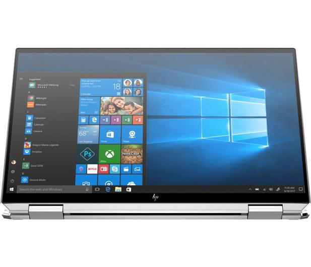 HP Spectre 13 x360 i7-1065G7/16GB/512/Win10 4K Silver - 536684 - zdjęcie 6