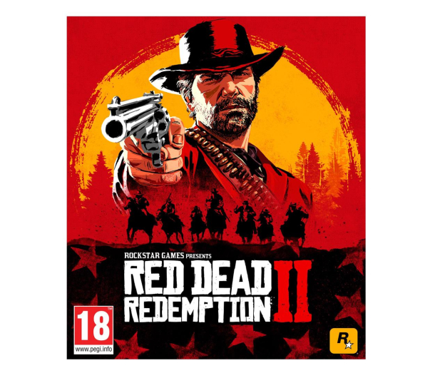 PC Red Dead Redemption 2 ESD Rock Star Games Launcher - 531081 - zdjęcie