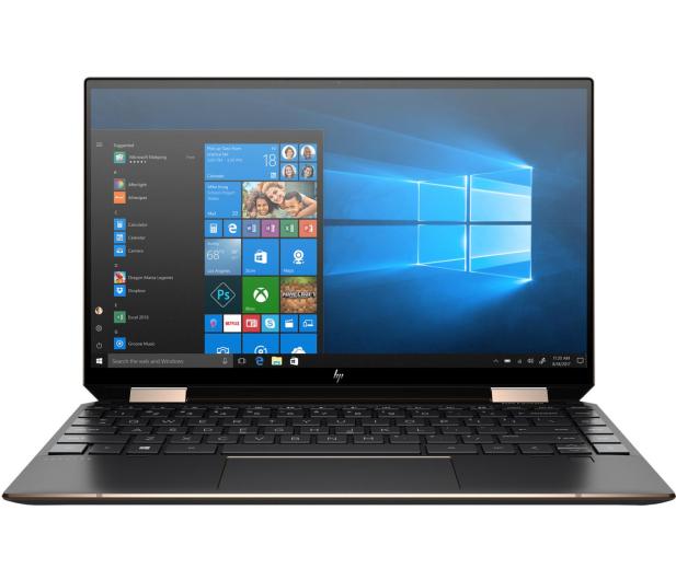 HP Spectre 13 x360 i7-1065G7/16GB/512/Win10 Black - 545292 - zdjęcie 3