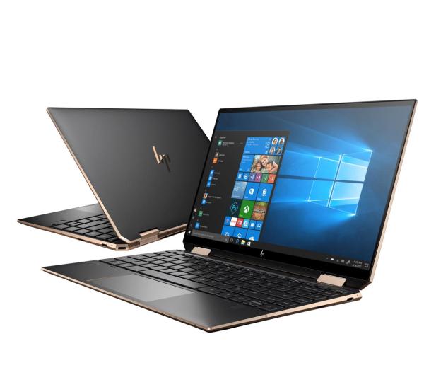 HP Spectre 13 x360 i7-1065G7/16GB/512/Win10 Black - 545292 - zdjęcie