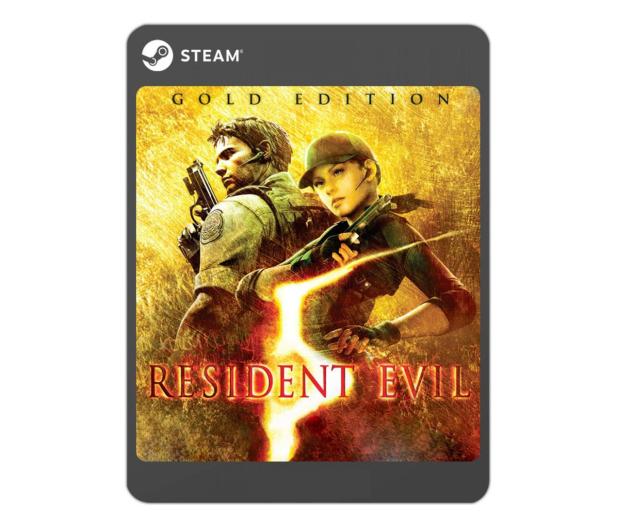 PC Resident Evil 5 (Gold Edition) ESD Steam - 528178 - zdjęcie