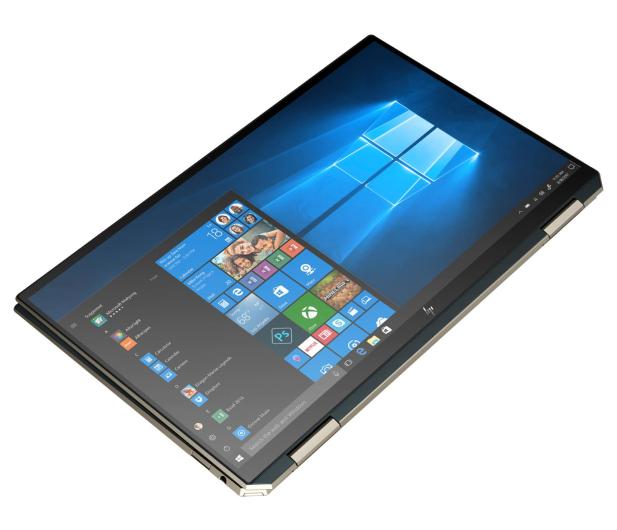 HP Spectre 13 x360 i7-1065G7/16GB/512/Win10 4K Blue - 536323 - zdjęcie 7