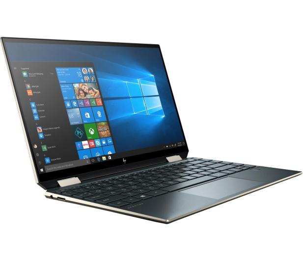 HP Spectre 13 x360 i7-1065G7/16GB/512/Win10 4K Blue - 536323 - zdjęcie 2