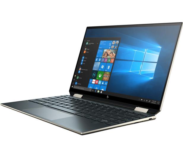 HP Spectre 13 x360 i7-1065G7/16GB/512/Win10 4K Blue - 536323 - zdjęcie 4