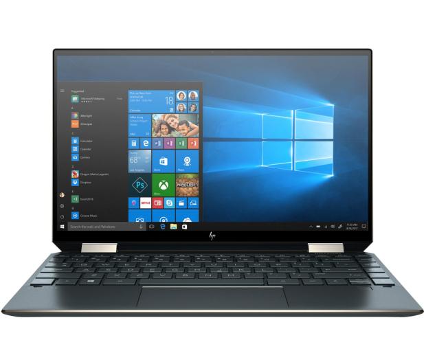HP Spectre 13 x360 i7-1065G7/16GB/512/Win10 4K Blue - 536323 - zdjęcie 3