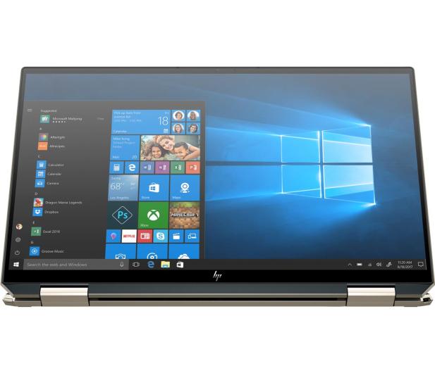 HP Spectre 13 x360 i7-1065G7/16GB/512/Win10 4K Blue - 536323 - zdjęcie 6