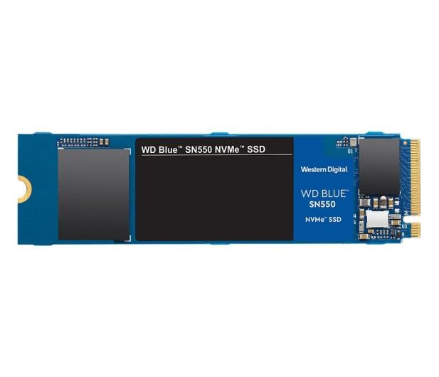 WD 1TB M.2 PCIe NVMe Blue SN550 - 538296 - zdjęcie