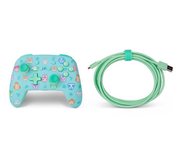 PowerA SWITCH Pad przewodowy Animal Crossing New Horizons - 597164 - zdjęcie 8