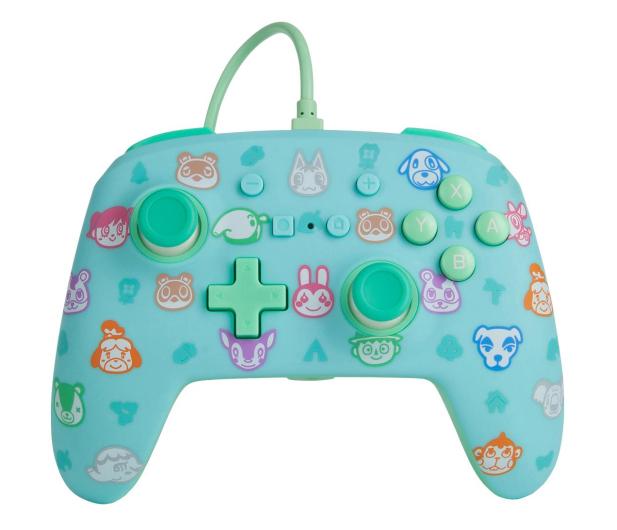 PowerA SWITCH Pad przewodowy Animal Crossing New Horizons - 597164 - zdjęcie