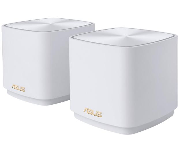 ASUS ZenWiFi AX XD4 MESH (1800Mb/s a/b/g/n/ac/ax) 2xAP - 598261 - zdjęcie