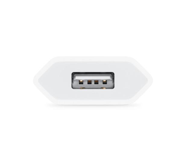 Apple Ładowarka Sieciowa do iPhone/iPod/Apple Watch 5W - 596474 - zdjęcie 3