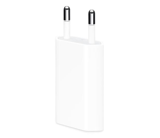 Apple Ładowarka Sieciowa do iPhone/iPod/Apple Watch 5W - 596474 - zdjęcie