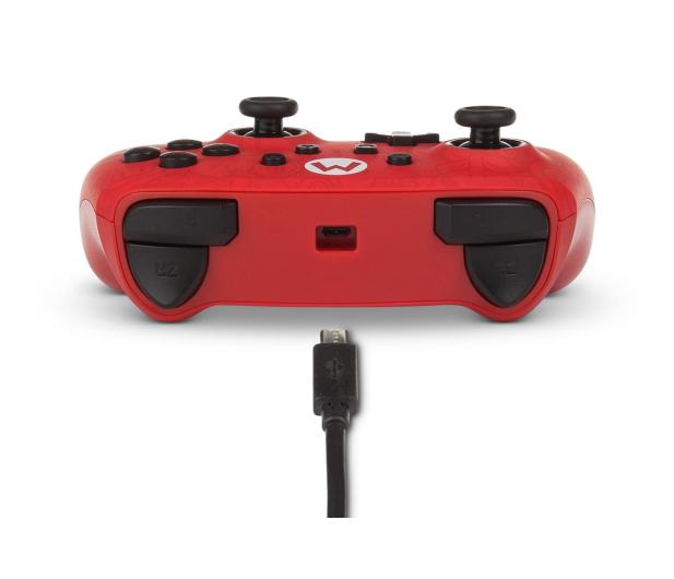 PowerA SWITCH Pad przewodowy Mario - 597175 - zdjęcie 7