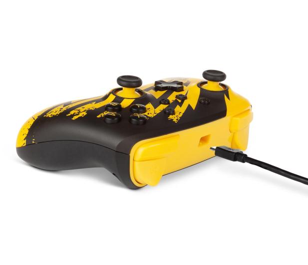 PowerA SWITCH Pad przewodowy Pokemon Lightning Pikachu - 597177 - zdjęcie 6