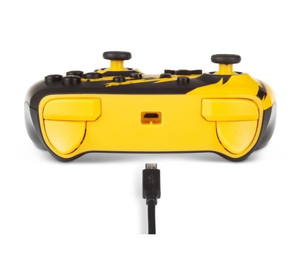 PowerA SWITCH Pad przewodowy Pokemon Lightning Pikachu - 597177 - zdjęcie 7