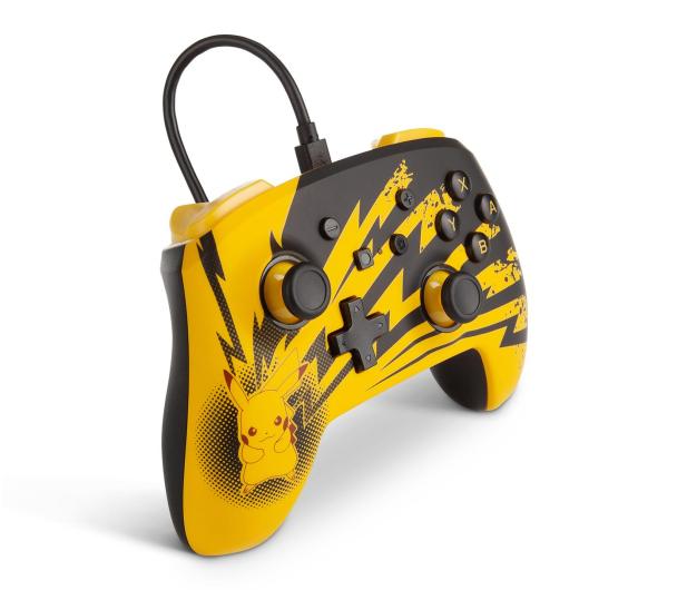 PowerA SWITCH Pad przewodowy Pokemon Lightning Pikachu - 597177 - zdjęcie 4