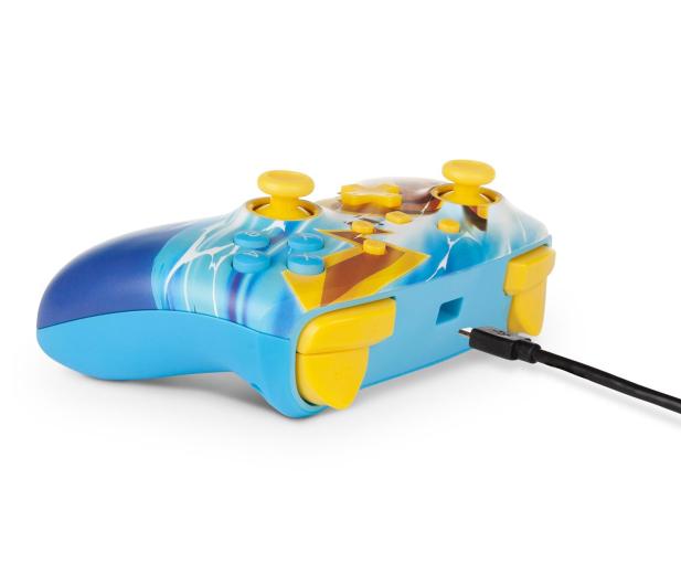 PowerA SWITCH Pad przewodowy Pokemon Pikachu Charge - 597179 - zdjęcie 5
