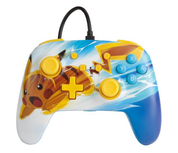 PowerA SWITCH Pad przewodowy Pokemon Pikachu Charge - 597179 - zdjęcie