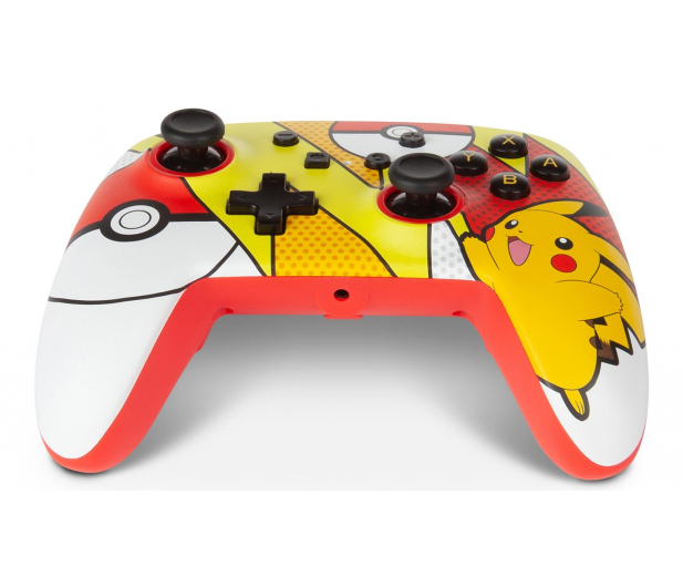 PowerA SWITCH Pad przewodowy Pokemon Pikachu Pop - 597181 - zdjęcie 5