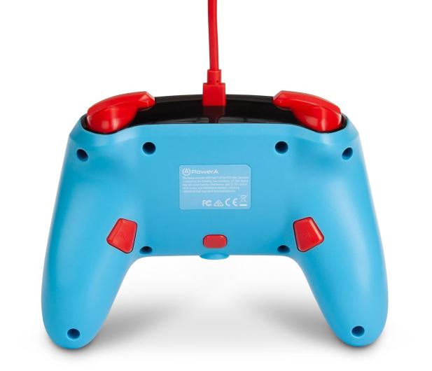 PowerA SWITCH Pad przewodowy Super Mario Punch - 597185 - zdjęcie 7