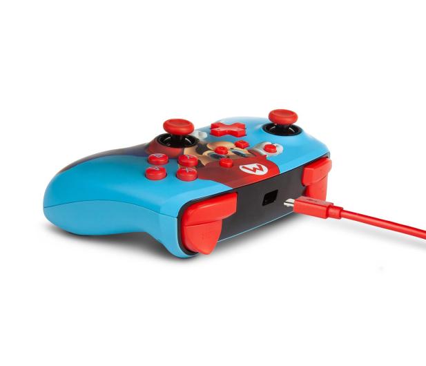 PowerA SWITCH Pad przewodowy Super Mario Punch - 597185 - zdjęcie 6