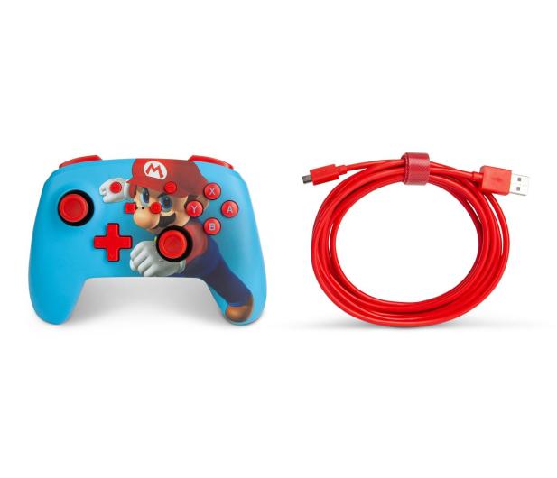 PowerA SWITCH Pad przewodowy Super Mario Punch - 597185 - zdjęcie 8