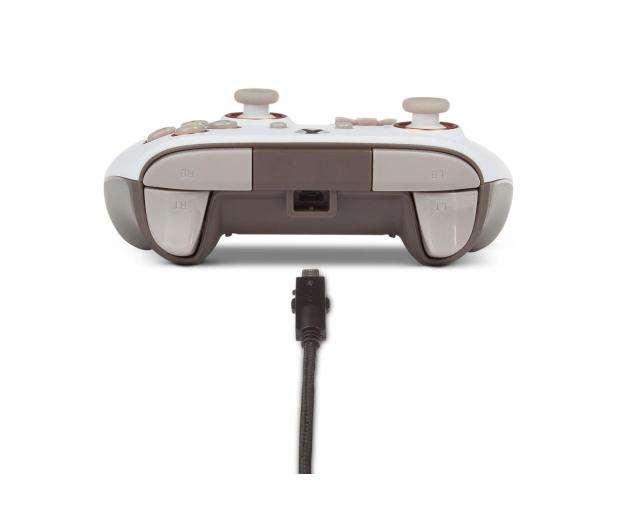 PowerA XO Pad przewodowy Fusion PRO biały - 597189 - zdjęcie 10