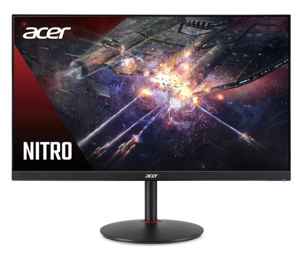 Acer Nitro XV242YPBMIIPRX czarny HDR400 - 596655 - zdjęcie