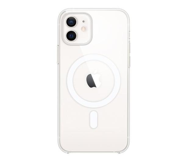 Apple Przezroczyste etui iPhone 12|12Pro - 598788 - zdjęcie 2