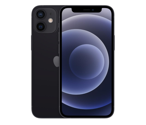 Apple iPhone 12 Mini 256GB Black 5G - 592138 - zdjęcie