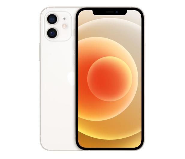 Apple iPhone 12 128GB White 5G - 592150 - zdjęcie