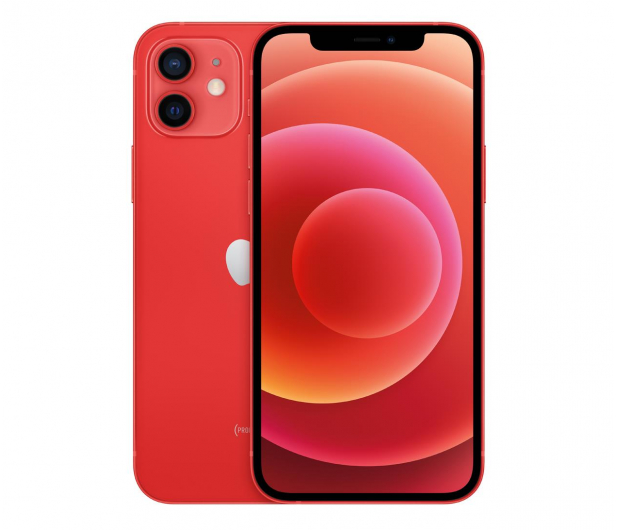 Apple iPhone 12 128GB (PRODUCT)Red 5G - 592153 - zdjęcie