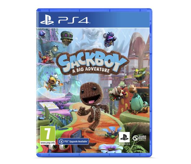 PlayStation Sackboy Adventure - 598665 - zdjęcie