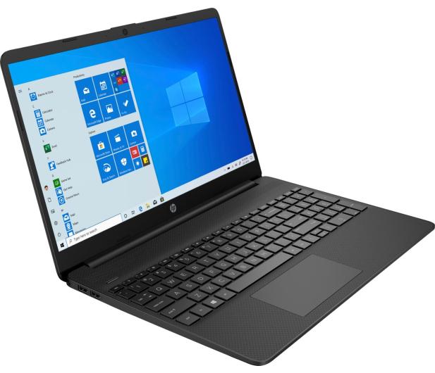 HP 15s Ryzen 5-3500/16GB/512/Win10 Black - 598525 - zdjęcie 3