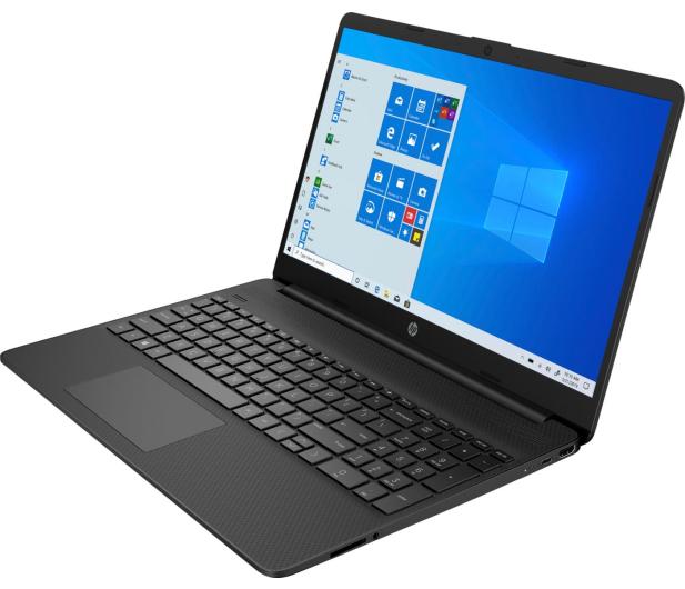 HP 15s Ryzen 5-3500/16GB/512/Win10 Black - 598525 - zdjęcie 2