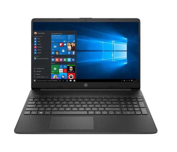 HP 15s Ryzen 5-3500/16GB/512/Win10 Black - 598525 - zdjęcie