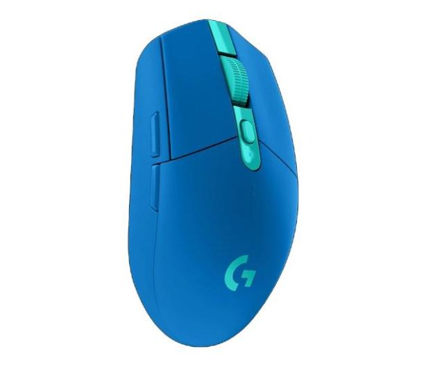 Logitech G305 LIGHTSPEED blue  - 597362 - zdjęcie 5