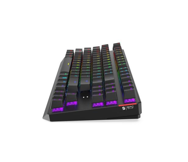 SPC Gear GK630K Tournament Kailh Red RGB  - 598636 - zdjęcie 6