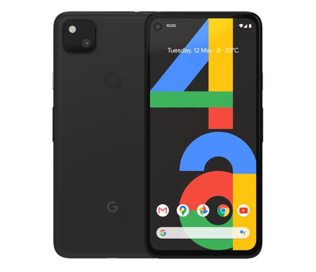 Google Pixel 4a 6/128GB Black - 598223 - zdjęcie