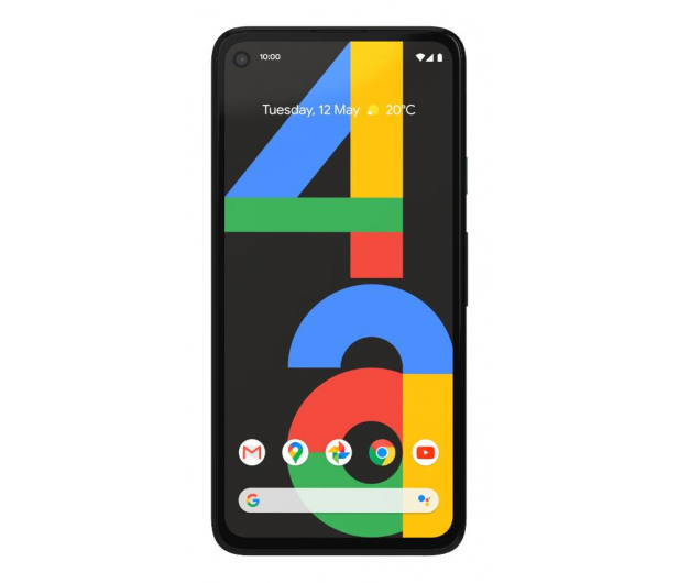 Google Pixel 4a 6/128GB Black - 598223 - zdjęcie 3