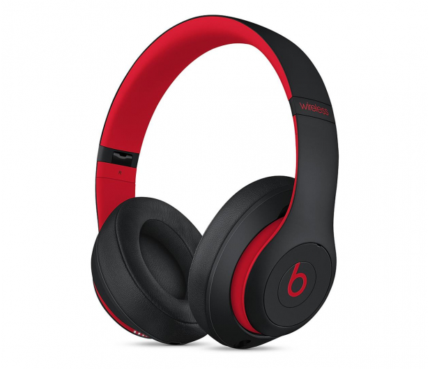 Apple Beats Studio3 czarno czerwone - 569888 - zdjęcie