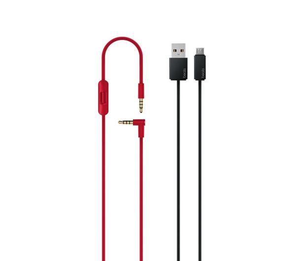 Apple Beats Studio3 czarno czerwone - 569888 - zdjęcie 7