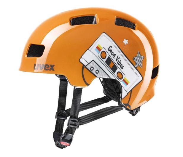 UVEX Kask Hlmt 4 pomarańczowy 51-55cm  - 596390 - zdjęcie