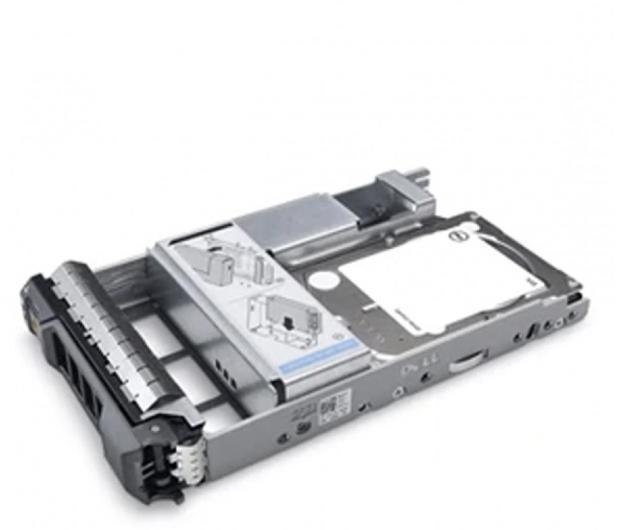 Dell 900GB 15K RPM SAS 512n 2.5 in 3.5 Hot-Plug - 595214 - zdjęcie