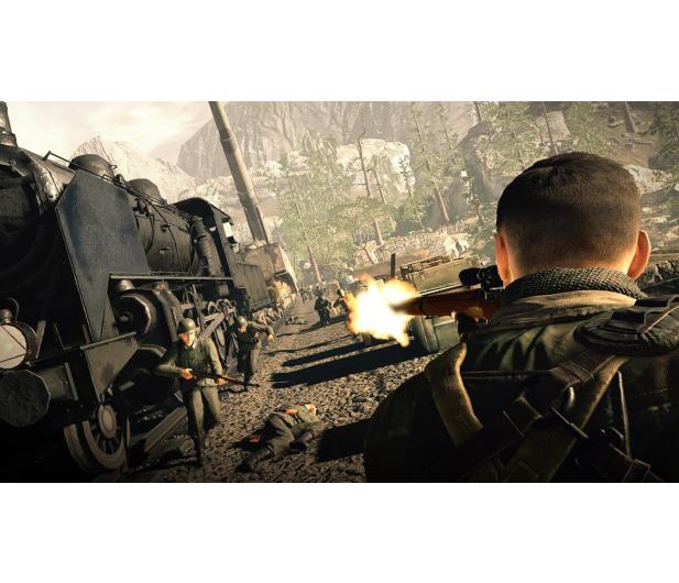 Switch Sniper Elite 4 - 595497 - zdjęcie 6