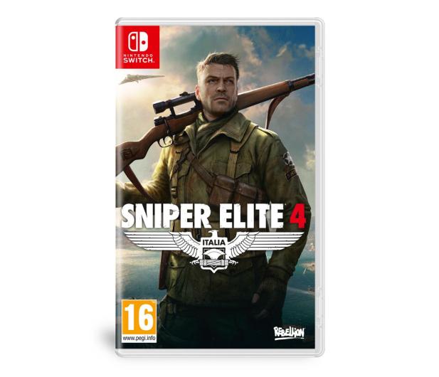 Switch Sniper Elite 4 - 595497 - zdjęcie