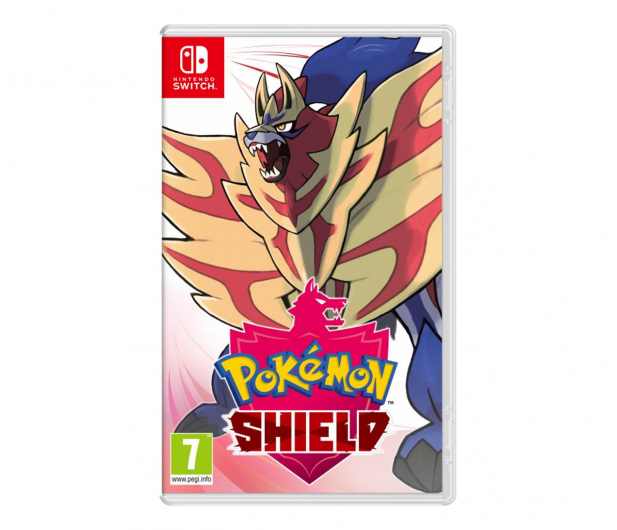 Switch Pokémon Shield + Expansion Pass - 595792 - zdjęcie